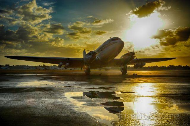Douglas DC-3 (N146RD)