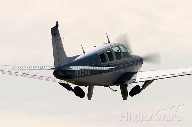 Beechcraft Bonanza (36) (N39AD)