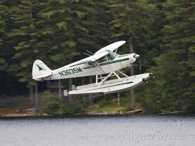 Piper PA-12 Super Cruiser (N3635M)