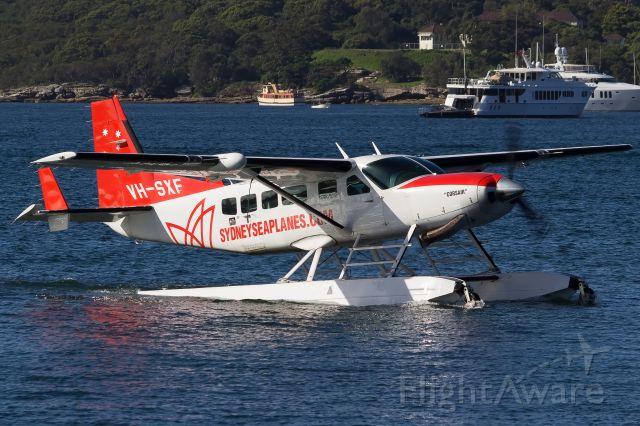 Cessna Caravan (VH-SXF)