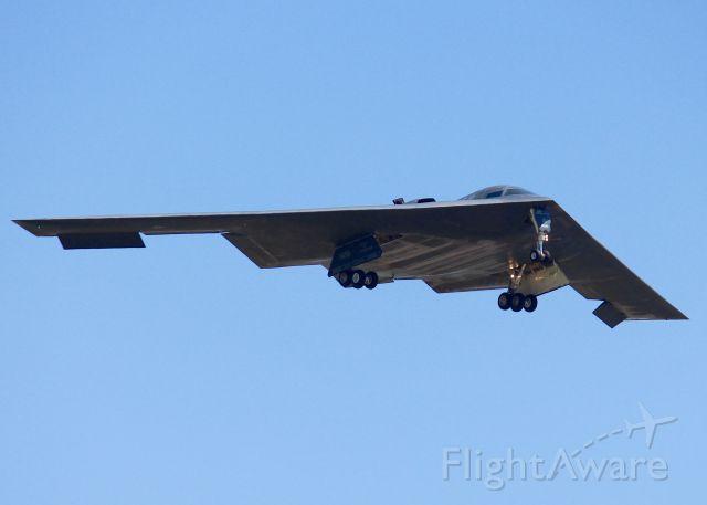 Northrop Spirit (93-1088) - At Barksdale Air Force Base.