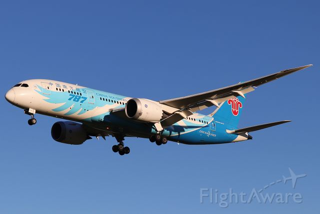 Boeing 787-8 (B-2737)