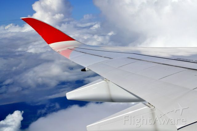 Airbus A350-900 (PR-XTA) - SBEG to SBGR, BRAZIL