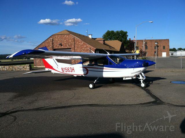 Cessna 177RG Cardinal RG (N1562H) - Cardinal 177RG  Felts Field, Spokane WA