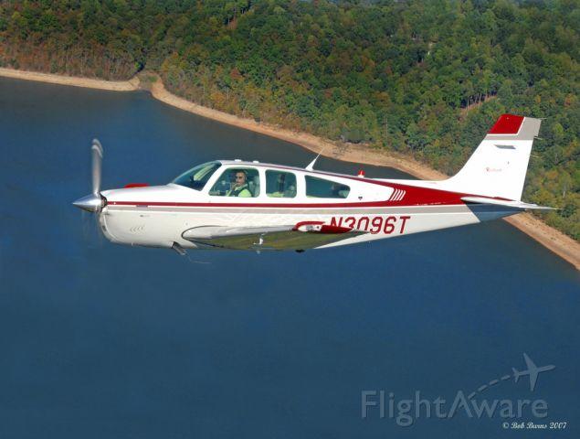 Beechcraft Bonanza (33) (N3096T)