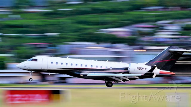 Bombardier Global Express (N93FX)