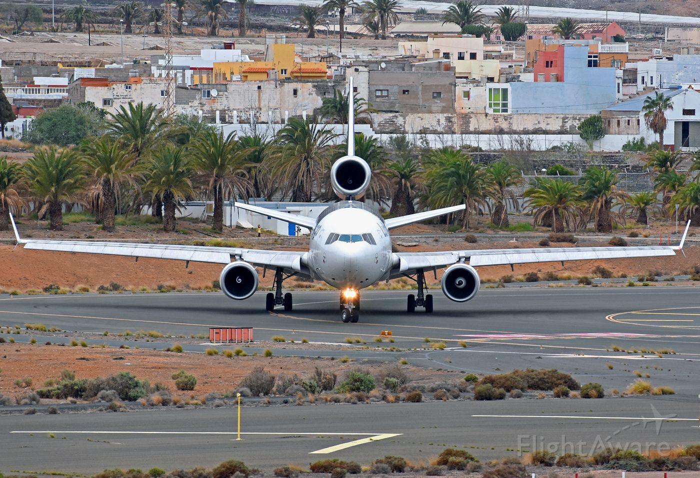 Boeing MD-11 (D-ALCB)