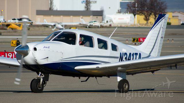 Piper Dakota / Pathfinder (N341TA)