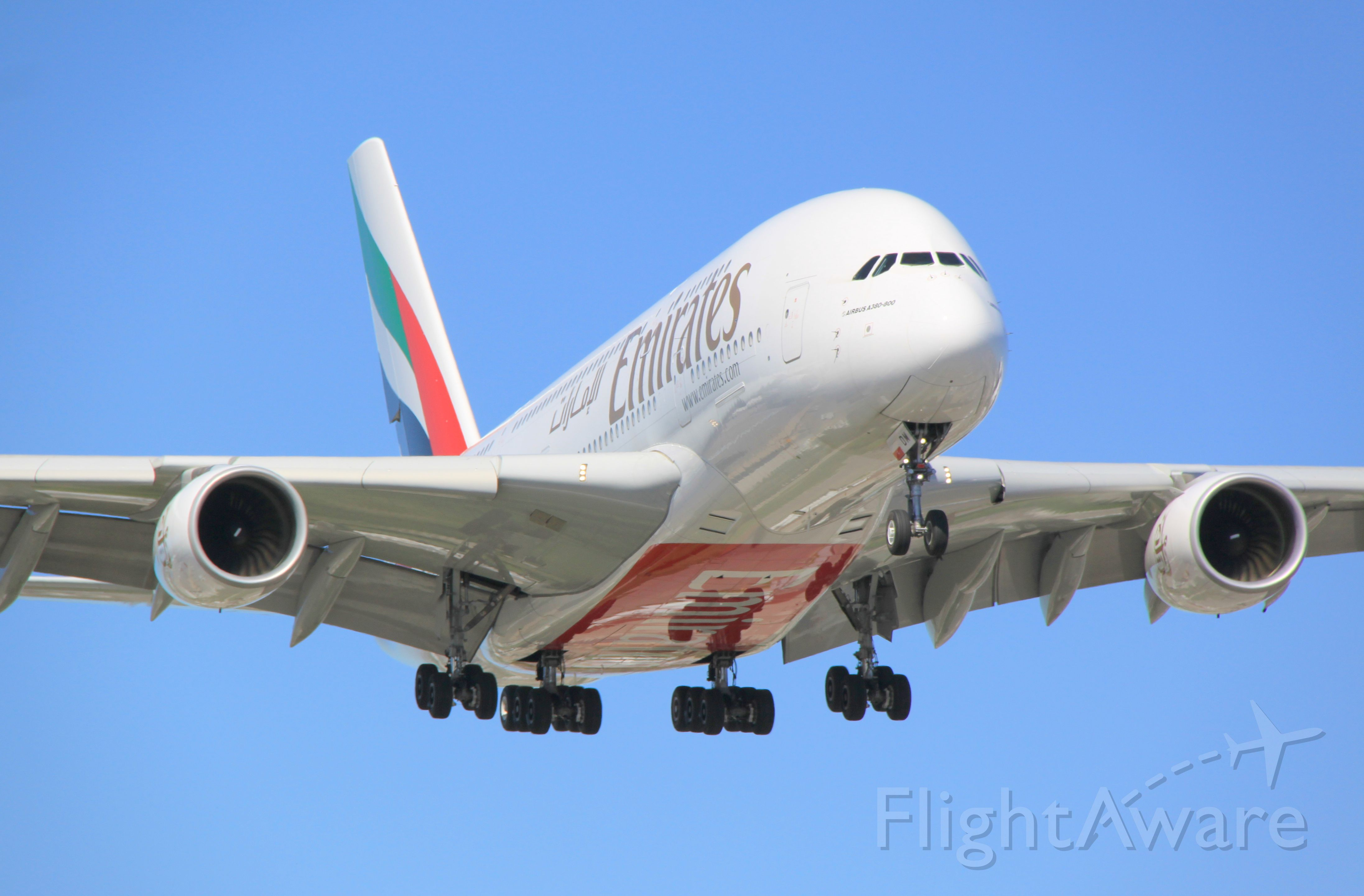 A6-EDM — - Seen arriving in Toronto Ontario Canada on 21 May 2012.