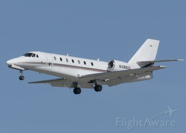 Cessna Citation Sovereign (N388QS)