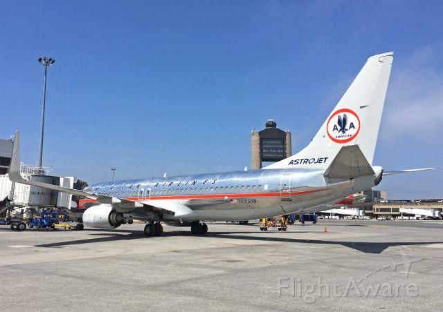 Boeing 737-800 (N905NN) - Retro Astrojet livery