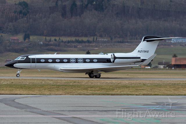 Gulfstream Aerospace Gulfstream G650 (N211HS)