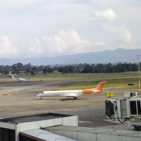 Embraer ERJ-145 (HK5329)