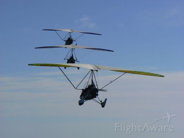 — — - Formation flight from Wangaratta to Yarrawonga.