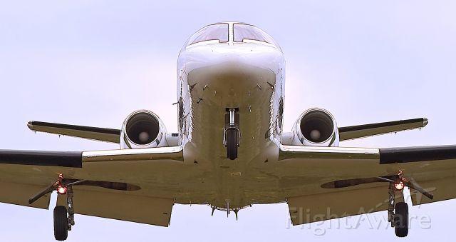 Cessna Citation II (N827DP) - Landing 19 Cape May County NJ