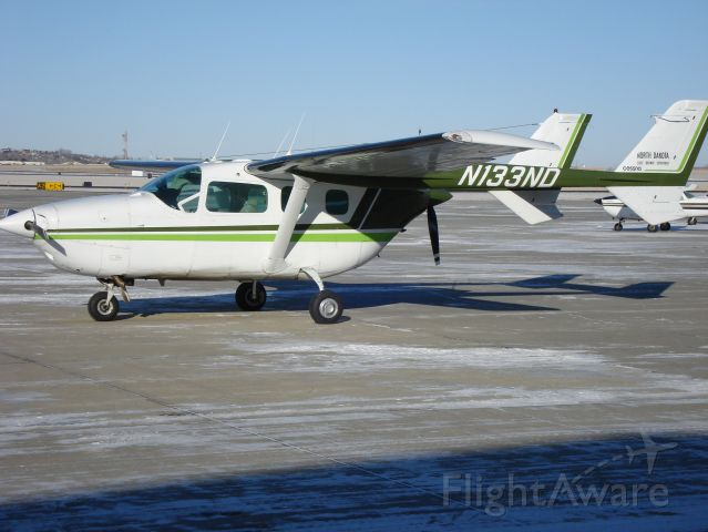Cessna Super Skymaster (N133ND) - Another photo of the NDDOT