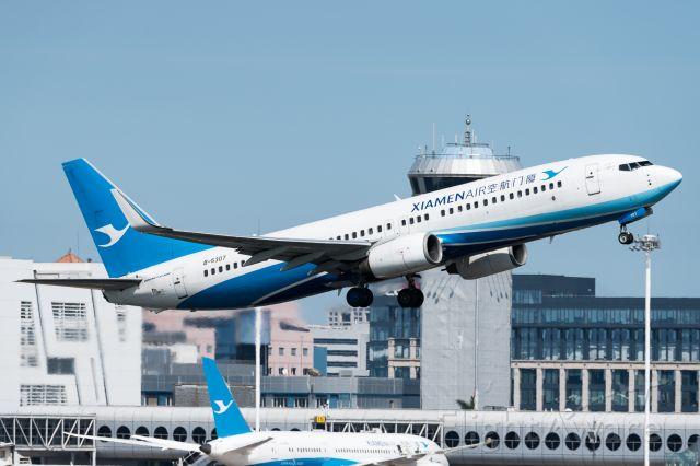 Boeing 737-800 (B-5307)