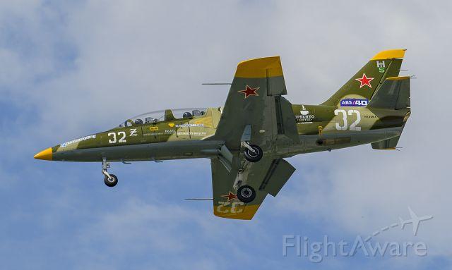 Aero L-39 Albatros (N39MX) - RUnway 20R arrival @KDPA.