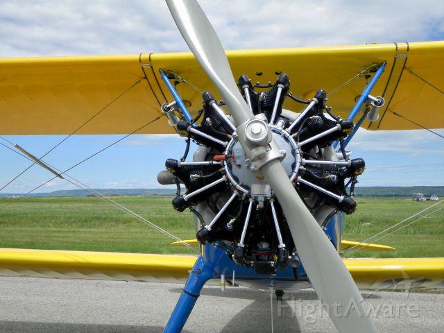 — — - Home Built Kit Aeroplane at Airshow.