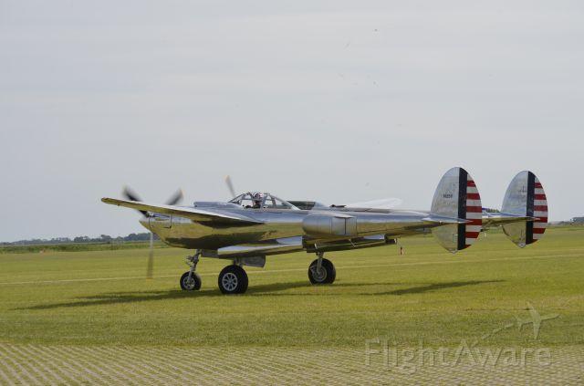 Lockheed P-38 Lightning (N25Y) - P38 lighting (N25Y)
