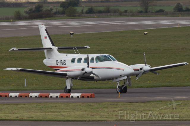 Cessna T303 Crusader (D-IRAS)