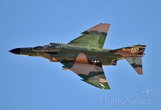 McDonnell Douglas F-4 Phantom 2 (N74627)