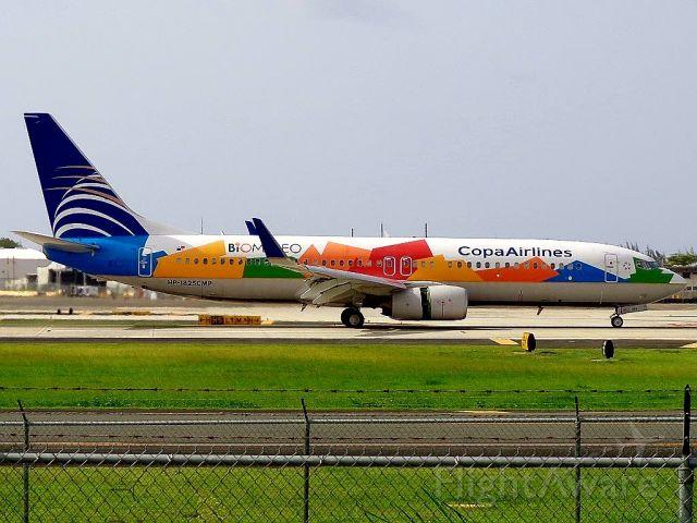 Boeing 737-800 (HP1825CMP)
