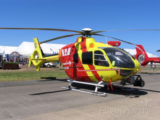 VH-NVG — - Eurocopter EC135 P2<br />Manufactured in 2004, Germany<br />Photo: 05.03.2011