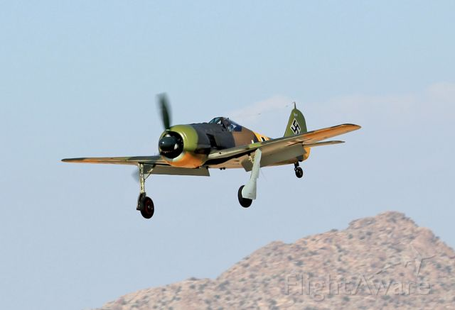 FOUR WINDS 192 (N19027) - FW 190