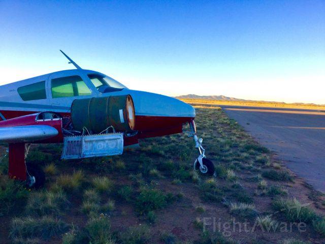 Cessna 310 (N6738T)