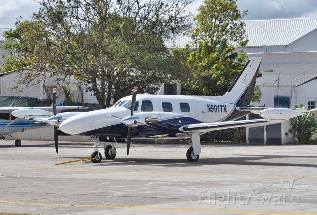 Piper Cheyenne (N901TK) - Piper PA-31T1br /Cheyenne I