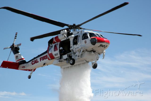 N483DF — - In support of its ground forces, the CAL FIRE emergency response air program includes Grumman S-2T 1200 gallon airtankers, UH-1H Super Huey helicopters, and OV-10A airtactical aircraft. ... (All CAL FIRE helicopters are flown by CAL FIRE pilot