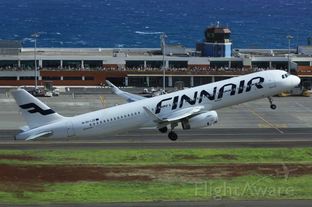Airbus A321 (OH-LZK)