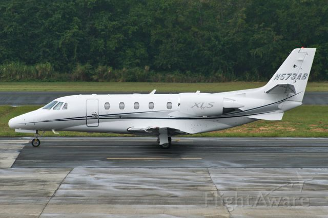 Cessna Citation Excel/XLS (N573AB)