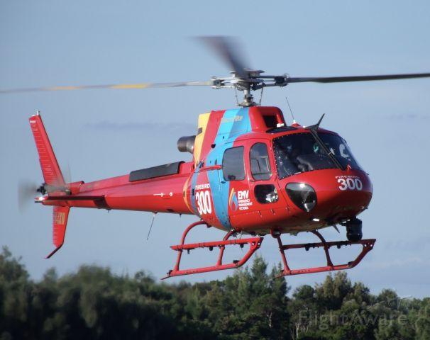 Eurocopter AS-350 AStar (VH-XXW)