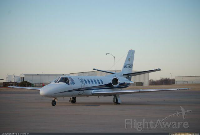 Cessna Citation V (N552CN) - The Proud Choctaw Nation of Oklahoma