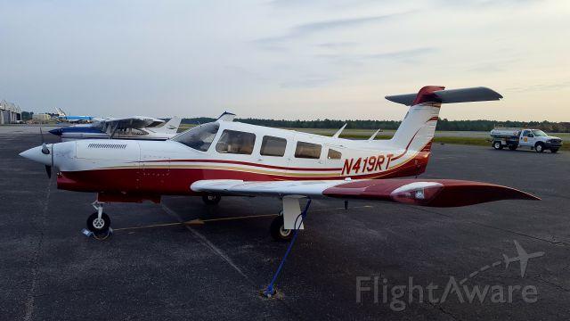 Piper Lance 2 (N419RT)
