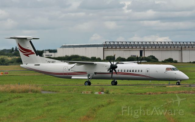 P4-AST — - p4-ast q400 arriving in shannon 21/7/15.