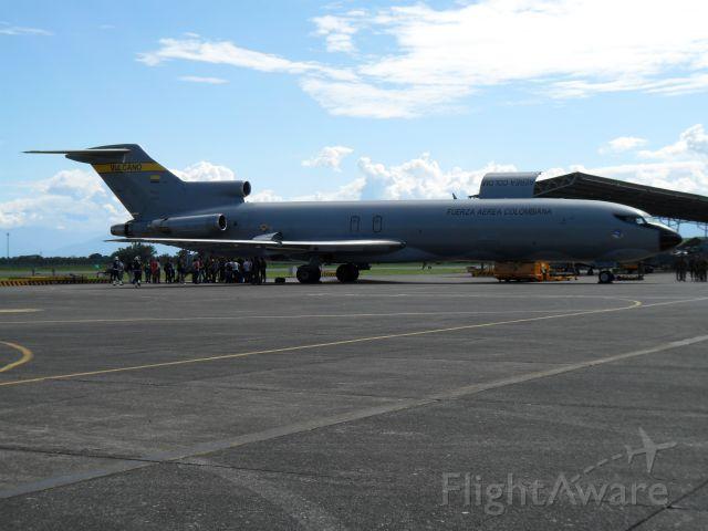 """BOEING 727-200 (FAC1204) - B-727 """"Vulcano"""". Colombian Air Force"""