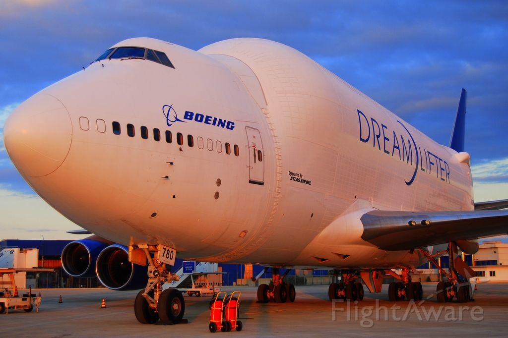 Boeing Dreamlifter (N780BA)