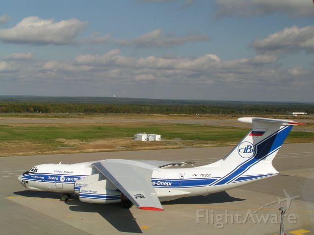 Ilyushin Il-76 (RNA76951)