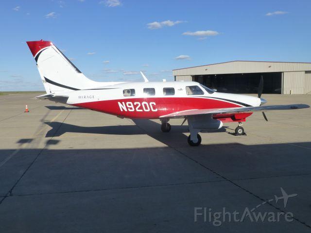 Piper Malibu Mirage (N920C)