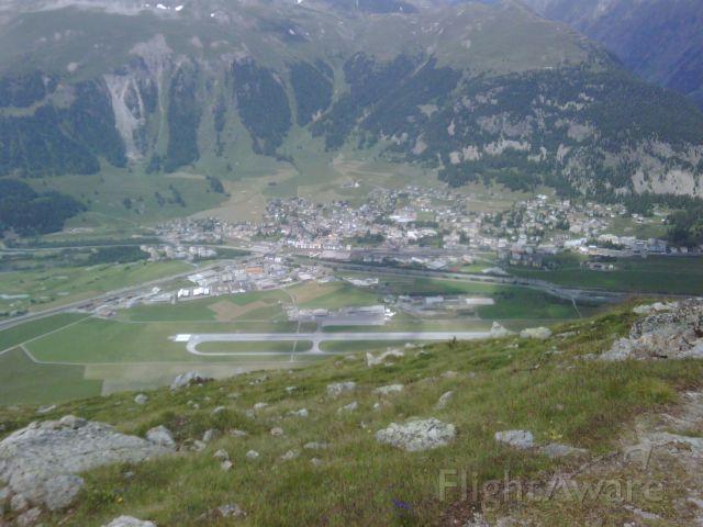 Bombardier Global 5000 (VP-BWB) - Engadin Airport (St Moritz / Samedan) Switzerland