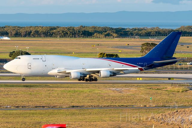 Boeing 747-400 (ER-JAI)