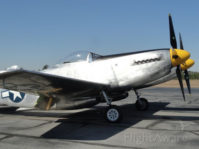 N887XP — - Another shot of Tom Reilly's XP-82 Twin Mustang.