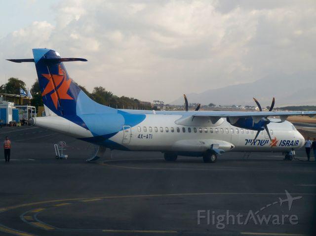 ATR ATR-72 (4X-ATI)