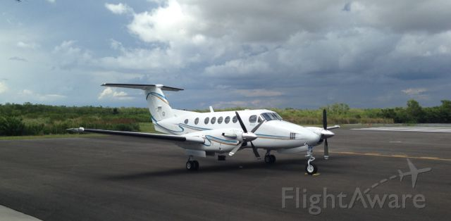 Beechcraft Super King Air 200 (N31WC)