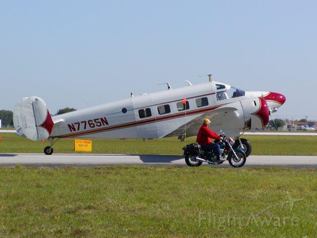 Beechcraft 18 (N7765N)