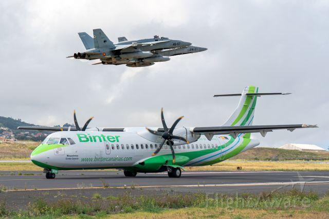 Aerospatiale ATR-72-600 (EC-MNN)