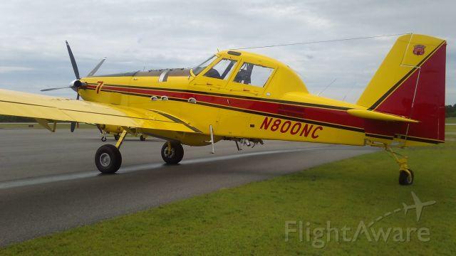 AIR TRACTOR Fire Boss (N800NC)
